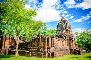 Thailande-Bangkok, Circuit Du Pays du Sourire au Golfe du Siam