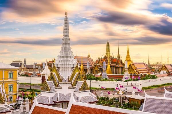 Ville - Circuit Les Essentiels de la Thaïlande & farniente à Jomtien au Centra Maris Resort 4*