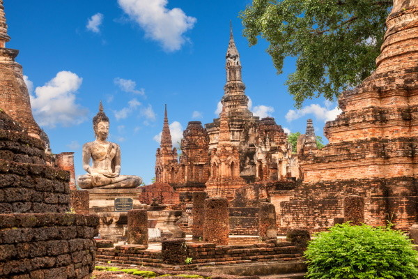 Monument - Circuit Confidentiel Thaïlande