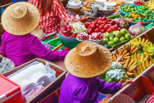 Ville - Circuit Splendeurs de Thaïlande Bangkok Thailande