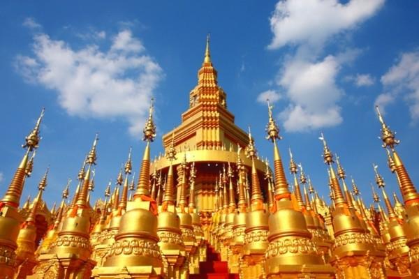 Monument - Circuit Splendeurs de Thaïlande Bangkok Thailande