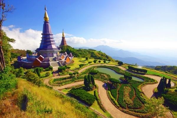 Nature - Circuit Splendeurs de Thaïlande Bangkok Thailande