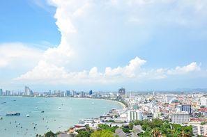 Thailande-Bangkok, Circuit De Bangkok au Triangle d'Or & Plage dans le Golfe du Siam