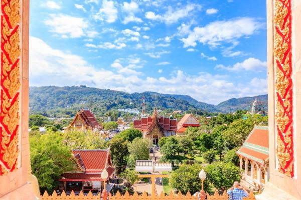 Monument - Circuit Lotus de Thaïlande en mini groupe & Phuket 4* Bangkok Thailande