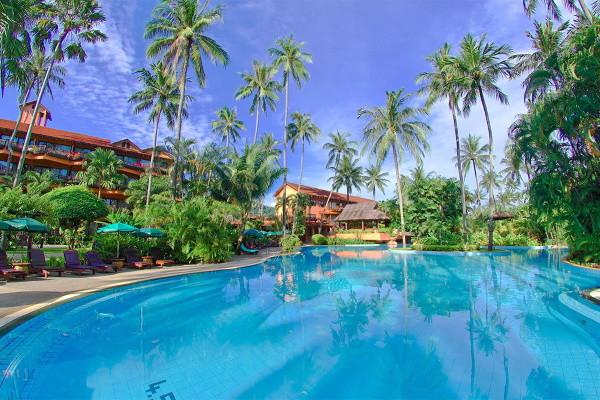 Piscine - Combiné hôtels Combiné Bangkok, Phuket et Koh Lanta 4* Bangkok Thailande