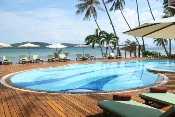 Piscine - Circuit Les Essentiels de la Thaïlande & farniente à Koh Samui au Centra Coconut Beach Resort 3* sup