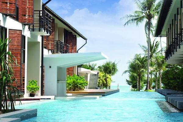 Piscine - Les Essentiels de la Thaïlande & farniente à Koh Samui au Centra Coconut Beach Resort 3*Sup Koh Samui Thailande