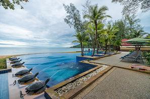Vacances Bangkok: Circuit Trésors du Siam et farniente à Khao Lak à l'hôtel Maxi Club Emerald Khao lak Beach Resort & Spa