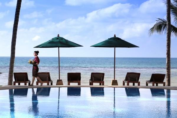 piscine - Trésors du Siam et Farniente à Koh Samui au Manathai