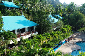Vacances Krabi: Circuit Trésors du Siam et Farniente à Krabi au Krabi Tipa Resort