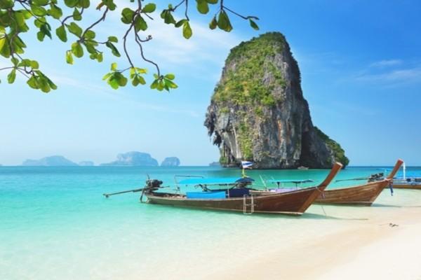 Plage - Circuit Splendeurs de la Thaïlande & extension Cha Am Bangkok Thailande