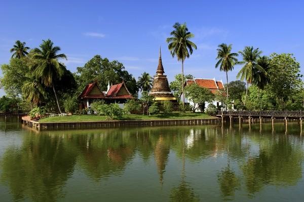 Ville - Circuit FRAM Beautés du Siam & extension Cha Am 3* Bangkok Thailande