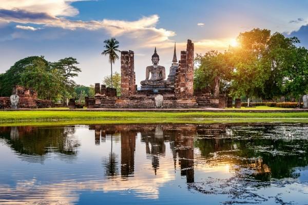 Monument - Circuit Les Essentiels de la Thaïlande & farniente au Novotel Phuket Vintage Park 4* Bangkok Thailande