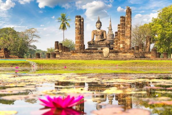 Monument - Circuit Les Essentiels de la Thaïlande & farniente au La Flora Khao Lak 4* sup Bangkok Thailande