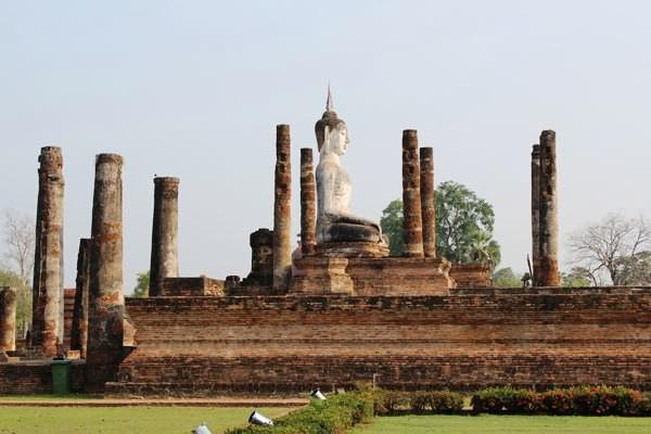 Monument - Circuit Grand Tour d'Asie Bangkok Thailande