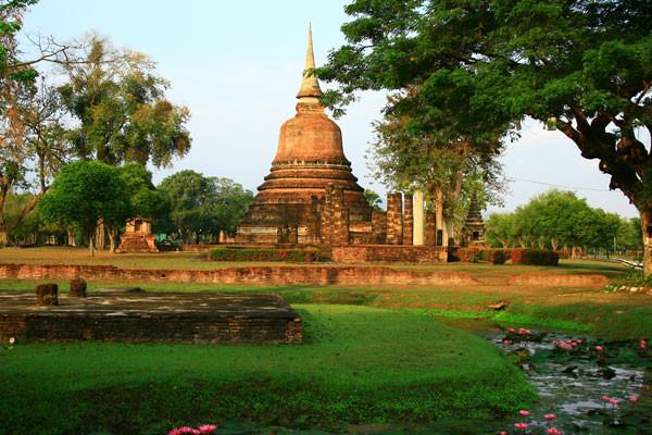 Monument - Circuit Capitales et Délices du Siam Bangkok Thailande