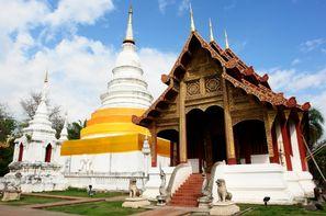 Thailande-Bangkok, Circuit Trésors de Thailande et Koh Phiphi : découverte et île paradisiaque sup