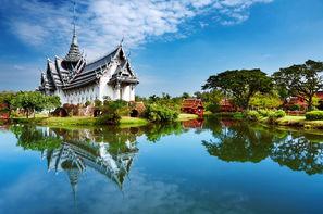 Thailande-Bangkok, Circuit Trésors du Siam et Farniente à Koh Samui Al's Laemson Resort