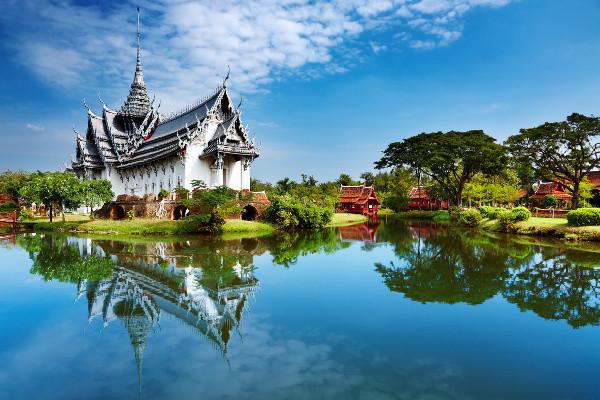 Nature - Circuit Les Essentiels de la Thaïlande & farniente à Koh Samui au Al's Laemson Resort 4* Bangkok Thailande