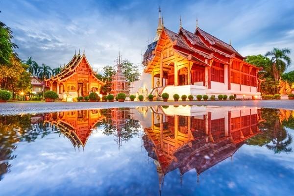 Vente flash Thailande Circuit Splendeurs de Thaïlande