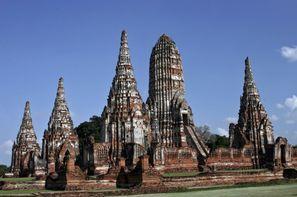 Vacances Bangkok: Circuit Trésors de Thailande + extension Phuket