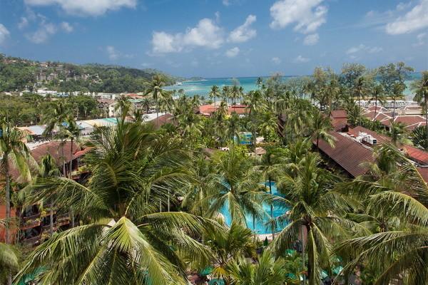 Vue panoramique - Combiné hôtels Combiné Bangkok, Phuket et Koh Lanta 4* Bangkok Thailande