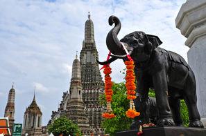 Vacances Jomtien: Circuit Trésors du Siam et farniente à Jomtien à l'hôtel Centra by Centara Maris Resort Jomtien