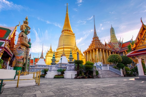 Monument - Circuit Trésors de Thaïlande 3* & Koh Phi Phi 4* Bangkok Thailande