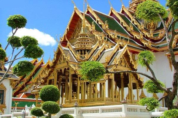 Monument - Circuit Le Grand Tour d'Asie Bangkok Thailande