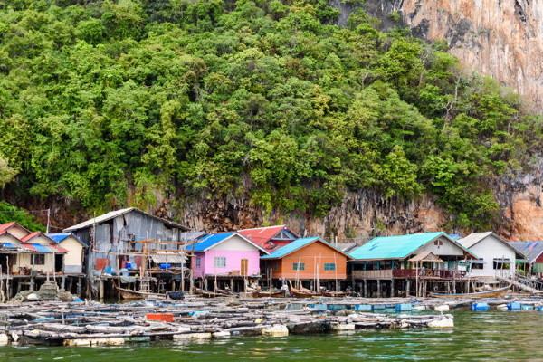 Nature - Circuit Perles du Sud & Kappa Club Sunsuri Phuket 5* Phuket Thailande