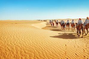 Tunisie-Djerba, Circuit Aventure 4X4 entre Oasis et Ksour