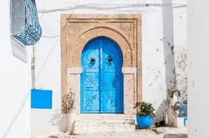 Vacances Tunis: Circuit Diversité du Paysage Tunisien
