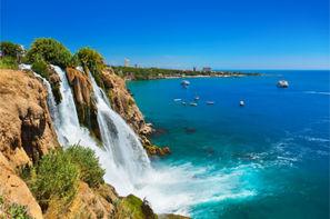 Vacances Side: Circuit Couleurs de la côte turque