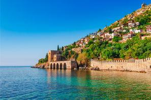 Vacances Antalya: Circuit Antalya et Cappadoce
