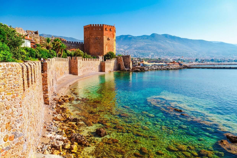 Nature - Circuit Couleurs et plages de Turquie (logement au Crystal Flora) 5* Antalya Turquie