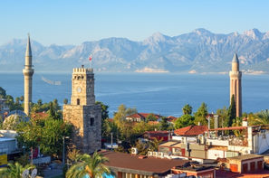 Turquie-Antalya, Circuit Merveilles Méditerranée et Cappadoce