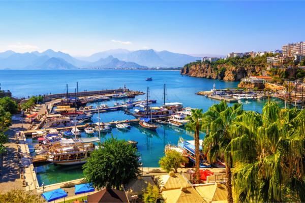 Bateau - Circuit Antalya et Cappadoce Antalya Turquie