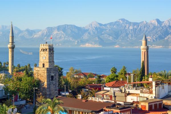 Ville - Circuit Antalya et Cappadoce Antalya Turquie