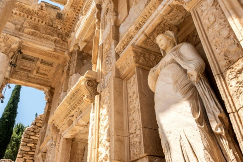 Monument - Circuit Découverte Merveilles Egéennes Bodrum Turquie