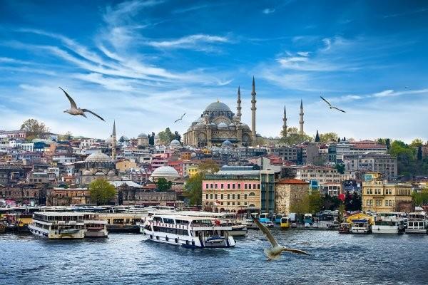 Ville - Circuit Des rives du Bosphore à la Méditerranée Istanbul Turquie
