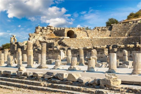 Monument - Circuit Découverte Merveilles Egéennes Izmir Turquie