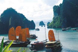 Vacances Hanoi: Circuit De la Baie d'Halong à Phu Quoc