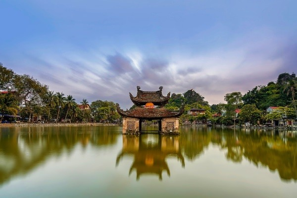 (fictif) - Circuit Lotus du Vietnam en mini groupe Hanoi Vietnam