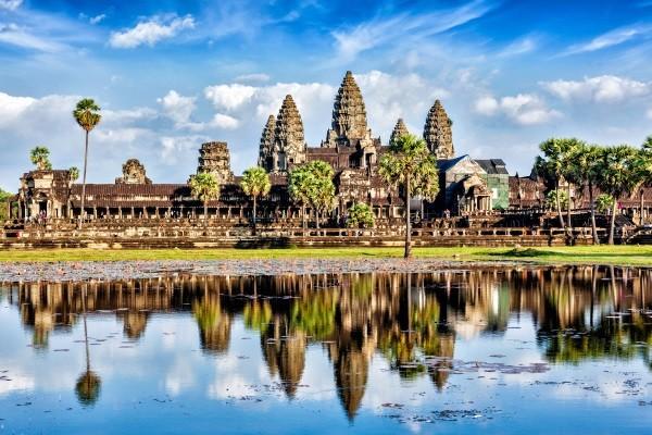 Monument - Circuit De la Baie d'Halong aux Temples d'Angkor 3*