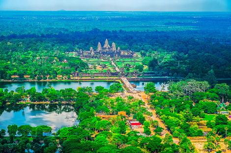 Vietnam-Circuit De la Baie d'Halong aux Temples d'Angkor 3*