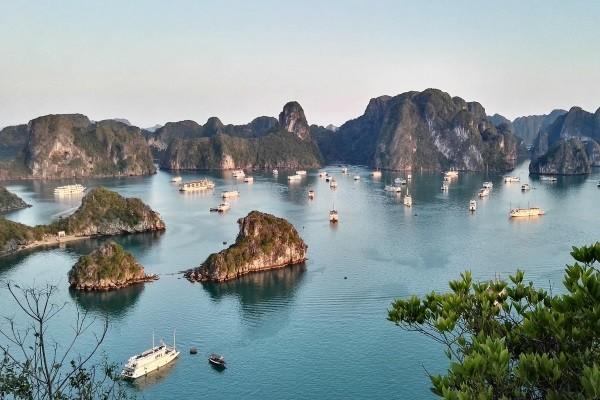 Nature - Circuit De la Baie d'Halong à l'île de Phu Quoc 3* Hanoi Vietnam
