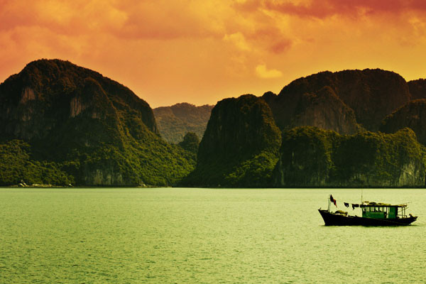 Nature - Circuit Joyaux du Vietnam et du Cambodge Hanoi Vietnam