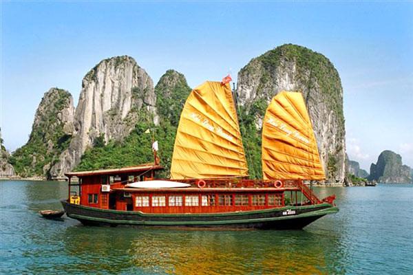 Bateau - Circuit Trésors du Vietnam & extension Phan Thiet Pandanus Resort (Eté 19)