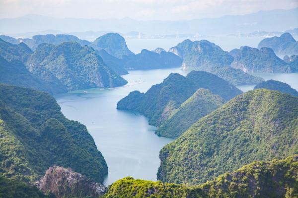 Nature - Circuit Bonjour Vietnam 3* Hanoi Vietnam