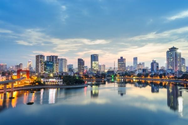 Ville - Circuit Vietnam de Hanoi à Saigon 3* Hanoi Vietnam